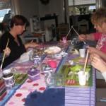 Workshop  Volwwassen Waxinehouders Decoreren 003